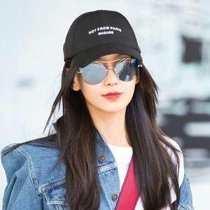 Miu Miu Sunglasses Pale Gold w/Grey Lens